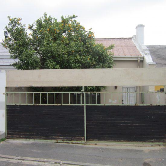 Building plans for Vredehoek