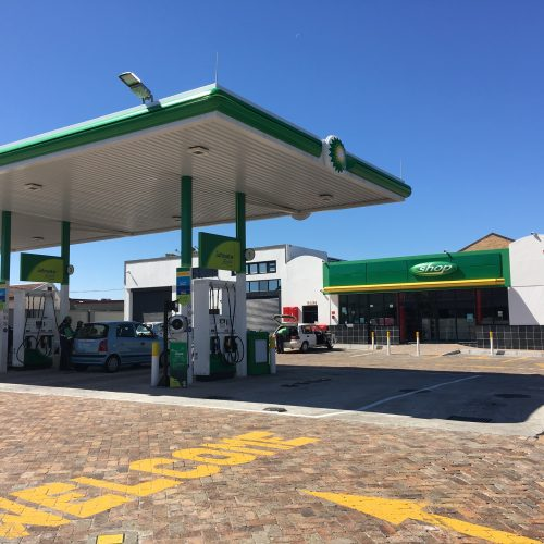 Architect Fuel Station Cape Town