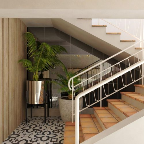 Holloway and Hound | Architecture | Mouille Point | Seaways Apartments